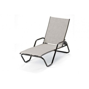 Gardenella Sling, Four-position Stacking Chaise