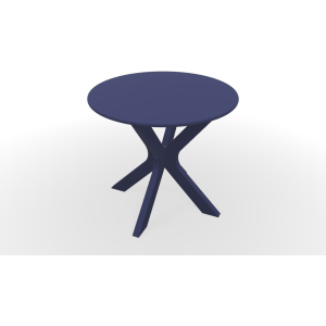 "23"" Round End Table - Navy"