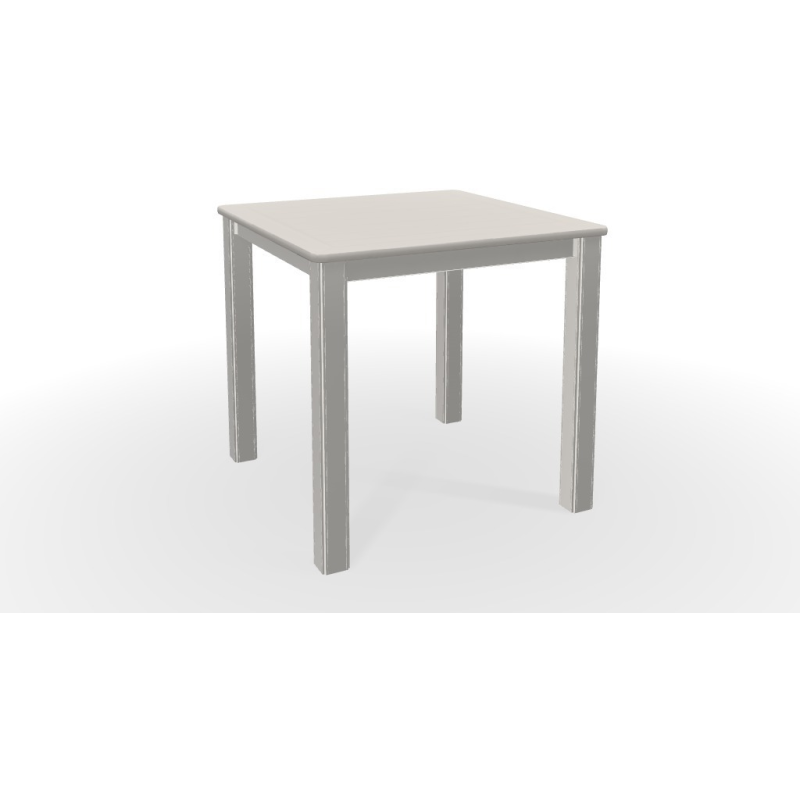 Marine Grade Polymer Top Table 21_ Square End Table _.png