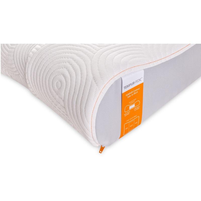 TEMPUR-Contour™ Side-to-Back Pillow