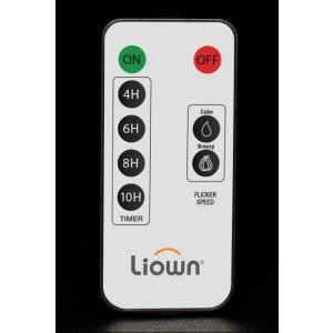 8 Button Matrix Remote Control