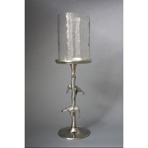 Aluminum Glass Hurricane 6\