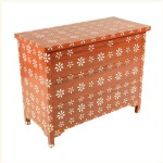 Carmichael Inlay Chest of Drawers