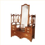 Bombay Dressing Table