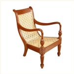 Kipling Caned Easy Chair