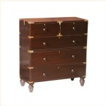 Chandernagore Rosewood Chest of Drawers