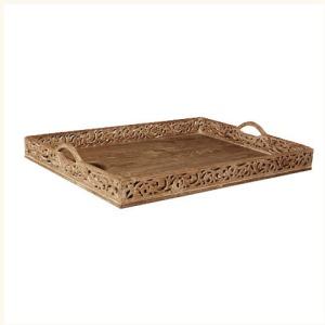 Barker Carved Tray