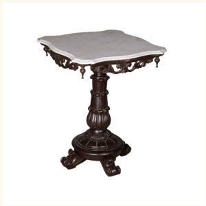 Barker Marble Top Occasional Table