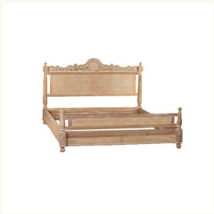 Anthony Caned Bed