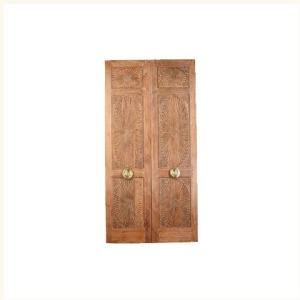 Binny Carved Sunburst Door