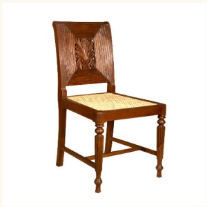 Anthony Carved Side Chair