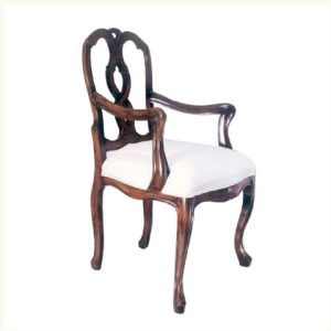Assam Upholstered Armchair
