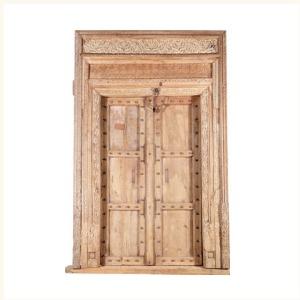 Baroda Carved Door