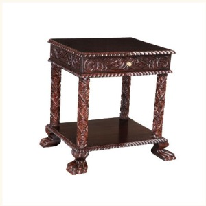 Barker Anglo Indian Occasional Table