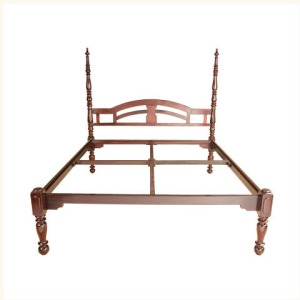 Allepey Two Poster Bed