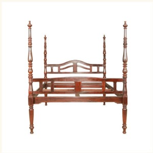 Allepey Rosewood Bed