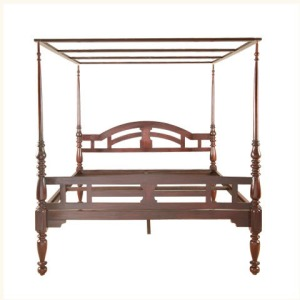 Allepey Four Poster Bed