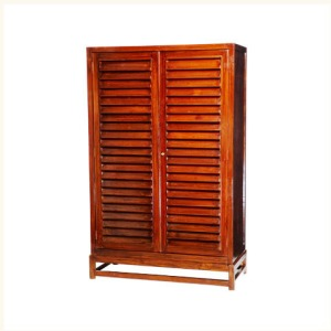 Andaman Louvered Armoire