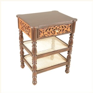 Bardez Bedside Table