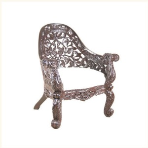 Barker Carved Armchair
