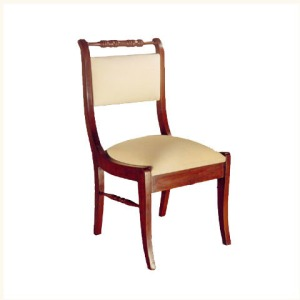 Bengal Colonial Side Chair