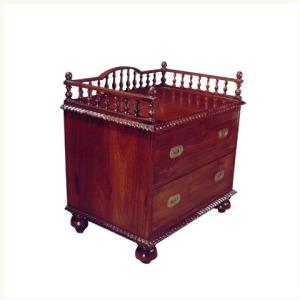 Barker Bedside Table