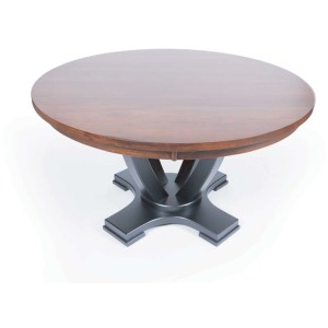 Solid Wood 54 (Round) Avery