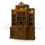 The Dumfries Bookcase  Cabinetry