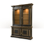 Charcoal Avignon Cabinet Cabinetry