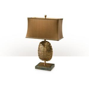 Tortoise Tribute Table Lamp