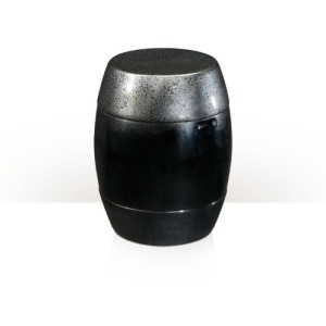 Anthracite Barrel Seating