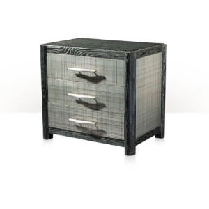D\'Argent Bedside Commode Chests of Drawers
