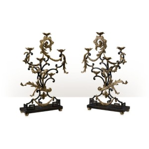 18th Century Assignation Table Top Accessories