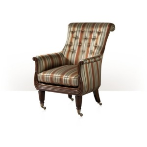 The Spencer Library Chair Seating