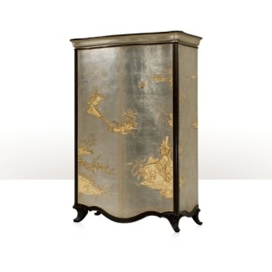 The Argento Armoire  Cabinetry