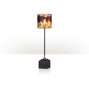 A Kalahari table lamp