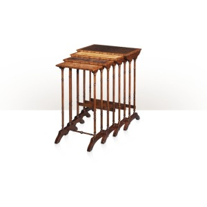 A nest of Quartetto tables