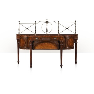 Althorp Living History A mahogany sideboard or buffet