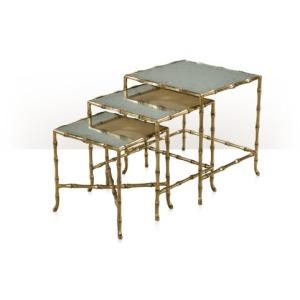 Coastal Mirrored Table
