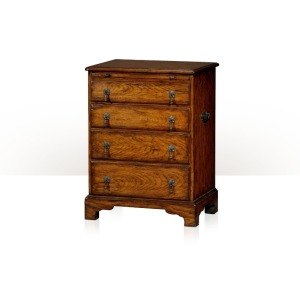 Classic yet Casual The Hickory Bedside