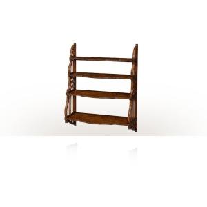 EXPLORE Essential TA Fretting Shelves