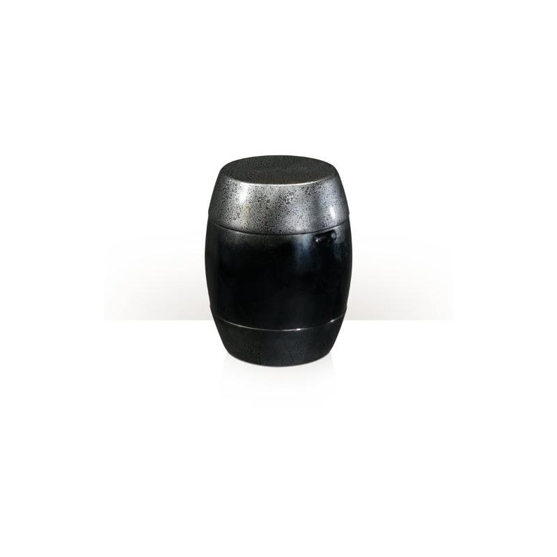 Anthracite Barrel Seating