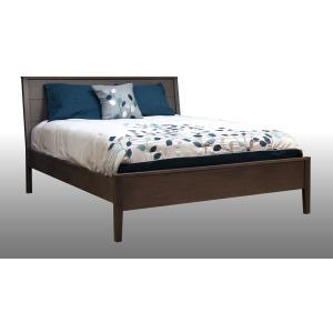 Allen King Bed w/Low Footboard