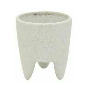 """Footed Planter 6"""" H"""