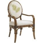 Gulfstream Oval Back Arm Chair