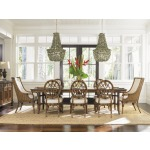 Fisher Island Rectangular Dining Table