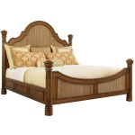 Round Hill Bed King King
