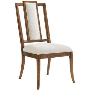 St. Barts Splat Back Side Chair