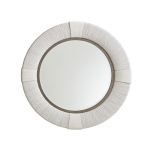 Ocean Breeze Seacroft Round Mirror