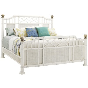 Pritchards Bay Panel Bed, King King